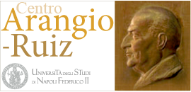 "Centro interdipartimentale ""Vincenzo Arangio-Ruiz"""